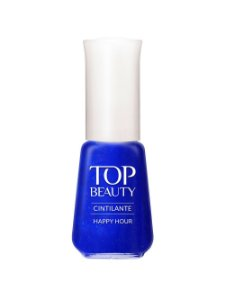 Esmalte Top Beauty Cintilante Happy Hour (Caixa com 6)