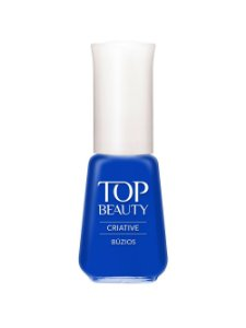 Esmalte Top Beauty Creative Buzios(Caixa com 6)