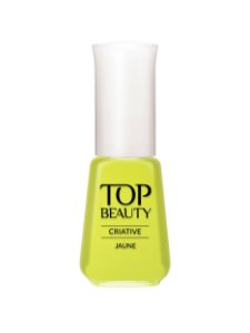 Esmalte Top Beauty Creative Jaune(Caixa com 6)