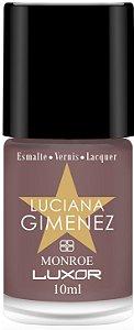 Esmalte Luciana Gimenez Femme Monroe
