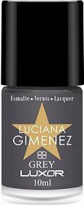 Esmalte Luciana Gimenez Grey (Caixa com 6)