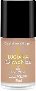 Esmalte Luciana Gimenez Lollypop (Caixa com 6)