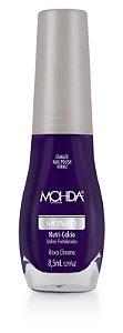 Esmalte Mohda Metálico Roxo Crome ( Caixa com 6 )