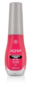 Esmalte Mohda Cremoso pink ( Caixa com 6 )