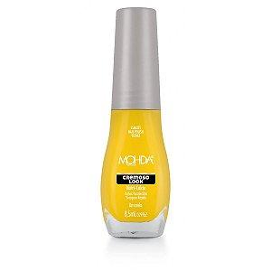 Esmalte Mohda  Cremoso look Amarelo - 6 unidades
