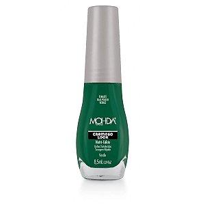 Esmalte Mohda  Cremoso look Verde (Caixa com 6)