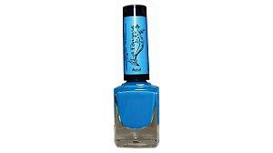 Esmalte Lafemme Carimbo Cremoso Azul (Caixa com 6)