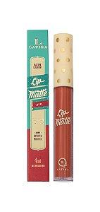 Lip Matte Latika Batom Líquido Coral nº11(Caixa com 6 ) - ATACADO. Nesta promoção a unidade sai por 12,00 reais