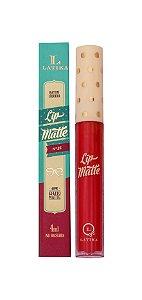 Lip Matte Latika Batom Líquido Vermelho nº25 (Caixa com 6) - ATACADO