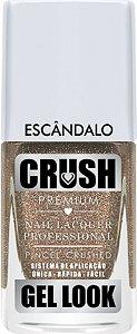 Esmalte Crush Scandalo Gel Look Caixa com 6
