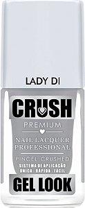 Esmalte Crush Lady di-Gel look - 6 unidades
