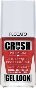 Esmalte Crush Pecato Gel Look Caixa com 6