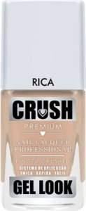 Esmalte Crush Rica Gel Look Caixa com 6