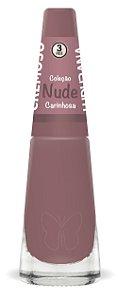 Esmalte Ludurana Carinhosa Nude - 6 unidades