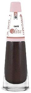 Esmalte Ludurana 2 EM 1 Café (Caixa com 6)