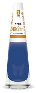 Esmalte Ludurana 3 Free Azul - caixa com 6