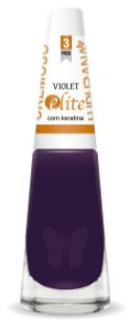 Esmalte Ludurana Violet Rosa - Caixa com 6