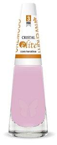 Esmalte Ludurana Cristal Rosa - Caixa com 6
