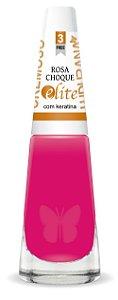 Esmalte Ludurana Rosa Choque Rosa - Caixa com 6