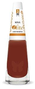 Esmalte Ludurana Nina vermelho - Caixa com 6