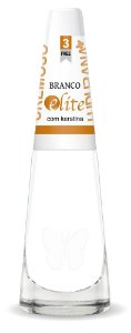 Esmalte Ludurana Branco - 6 unidades