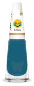 Esmalte Ludurana #Rilitros Emojis - 6 unidades