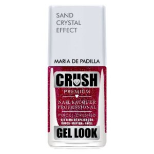 Esmalte Crush Gel Look Cristal  Maria Padilla - 6 unidades
