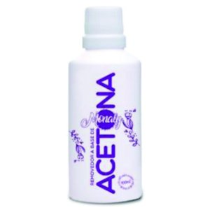 Solução a base de acetona com Queratina - Musa - 100ml - caixa com 12