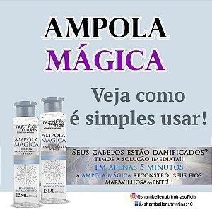 Ampola Mágica Nutriminas - 12 unidades