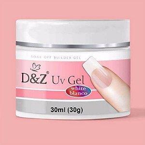 Gel DeZ clear e pink 30 ml - 3 unidades