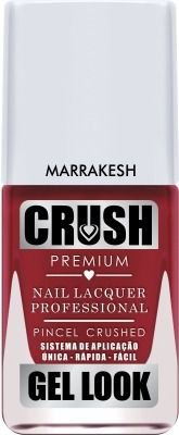 Esmalte Crush Gel Look Marrakesh - 6 unidades