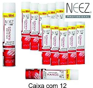 Spray Secante Neez 500 ML Alta fixação - 3 unidades