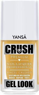 Esmalte  Crush Iansã Gel Look - 6 unidades