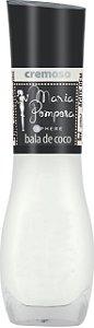 Esmalte Maria Pomposa Bala de Coco 5 free - 6 unidades