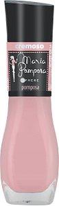Esmalte Maria Pomposa pomposa 5 free caixa com 6