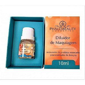 Diluidor de Maquiagem PhalleBeauty - 3 unidades