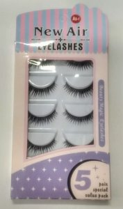 Cilios Eyelash A5-1 New Air - 2 Unidades