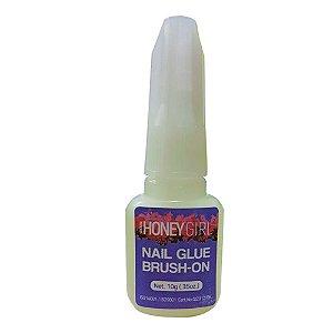 Cola Para Unha Honey Girl 10gr - 3 unidades