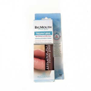 Lip Volume Big Mouth Phallebeauty nude - 3 unidades