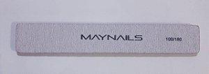Lixa Reta Maynails - 3 unidades