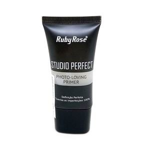 Primer Facial Studio Perfect Ruby Rose - 3 Unidades