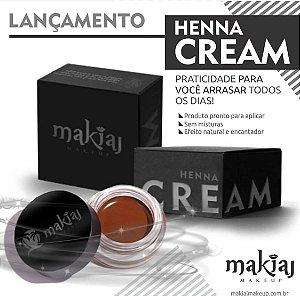 Henna Cream Makiaj  preto - 3 unidades