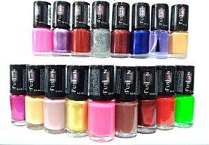 333 esmaltes fusion com cores a escolher