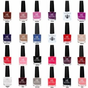 144 esmaltes Hevora cores a escolher