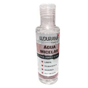 Agua Micelar Ludurana - 3 unidades