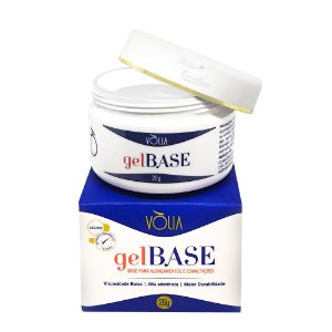 Gel Base Volia 24g - 3 unidades