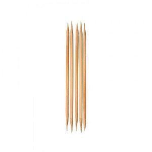 Palito de bambu com duas pontas com 50 unidades - 3 unidades