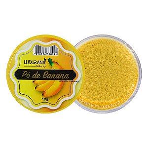 Pó banana Ludurana - 3 unidades