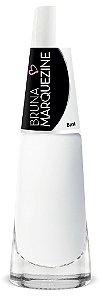 Esmalte Bruna Marquezine Cremoso Branco - Caixa com 6 unidades