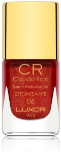 Esmalte Claudia Raia Estonteante - Caixa com 6 unidades
